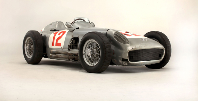 Mercedes-Benz W196R F1 Single Seater - £19 Million (1954)