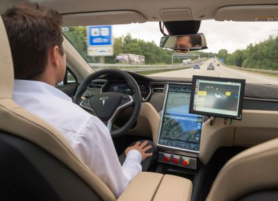 tomtom self driving