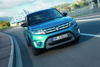 Review: All-new Suzuki Vitara