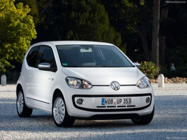 Volkswagen up! Test Drive
