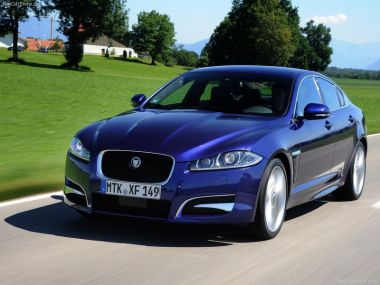 Lease The Jaguar XF Luxury 4dr Auto From Just £242 A Month