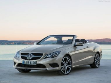 Special Offer - Lease the Mercedes-Benz E Class CDI AMG Sport 2dr Auto Cabriolet from £331 A Month