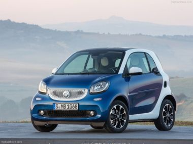 Offer of the Week - Lease the Smart Fortwo Coupe from Only £81.72