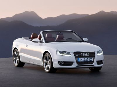 Order Books OPEN now for New A5 Cabriolet