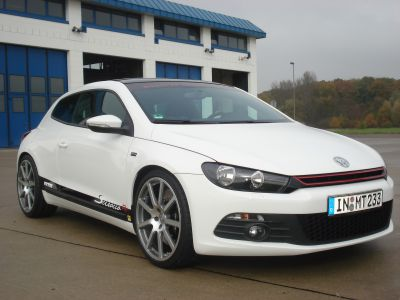 VW Scirocco 2.0 Tdi GT for just £244