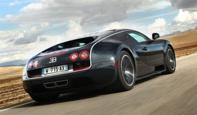Bugatti SuperVeyron to have 288mph top speed