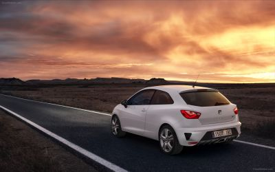 Seat have revealed the fastest and most efficient Ibiza Cupra to date