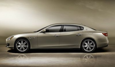 Maserati release full details of the 2013 Quattroporte