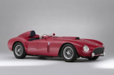 Ferrari 375 Plus Spider Competizione - £11 Million (1954)