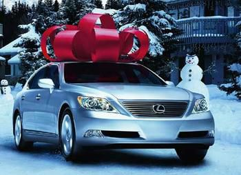 Top Christmas Car Leasing Deals