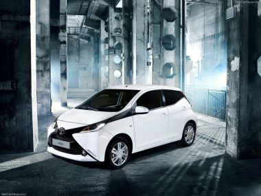 Special Offer – Lease The Brand New Toyota Aygo From Only £98 A Month