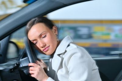 Motorists Admit To Driving Whilst Tired