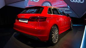 Audi RS3 and A3 e-tron due for launch in 2014