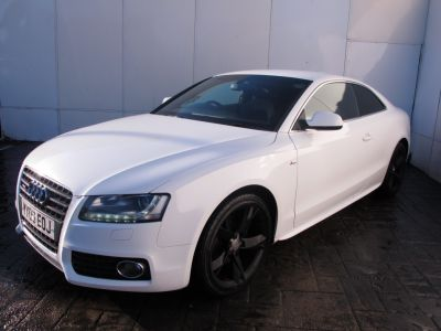 Audi A5 2.0Tdi Sport Coupe Start Stop