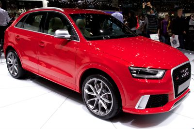 Introducing The Audi RS Q3