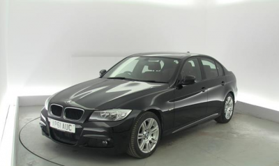 BMW 3 SERIES 318d M Sport 4dr from only £289 pcm