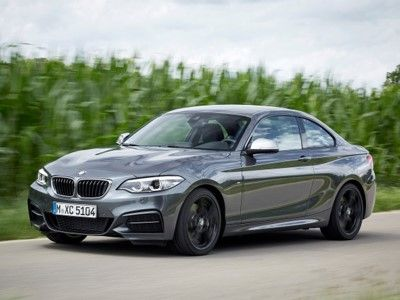 BMW 2 SERIES Coupe from only £168.65 per month [ex.VAT]