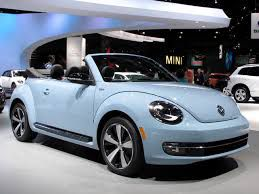 Volkswagen to unveil Beetle Cabriolet at the Los Angeles Auto Show