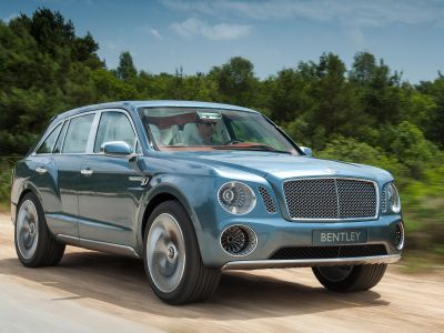 Bentley confirms the UK production of new SUV