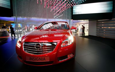Vauxhall Insignia Preview