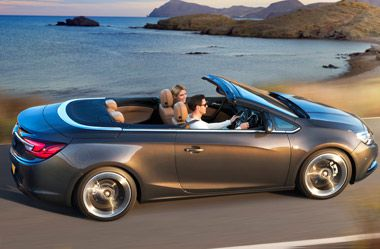 Vauxhall have revealed the full details of the new Cascada Convertible