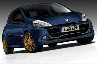 Renault set to revive the iconic Clio Williams