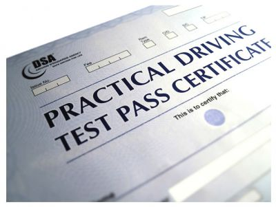 Driving Tests Update: Proposal Seems Promising