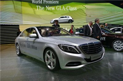 Frankfurt Motor show 2013: Introducing the new Mercedes