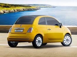 Fiat 500 0.9 TwinAir Colour Therapy