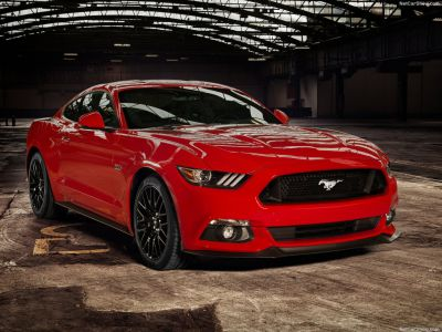 Ford Mustang is on its way over to the UK! Finally!