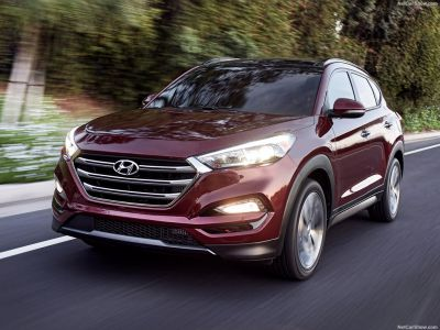 Eastern Promise - The Hyundai Tucson