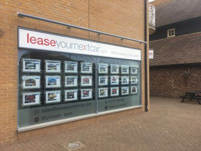 LeaseYourNextCar.com New Retail Premises