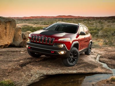 Jeep Cherokee Mega Deal - From £230 a Month