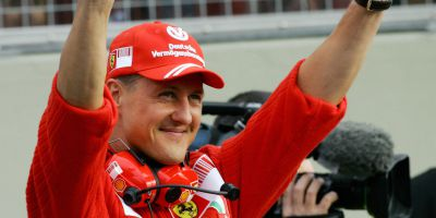Michael Schumacher - £510,969,000