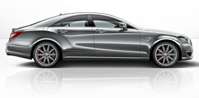 Mercedes CLS63 AMG gets power increase and new S model