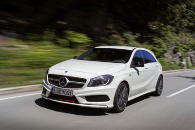 New A Class is the most fuel efficient Mercedes ever