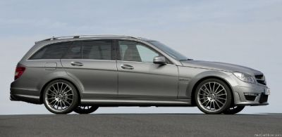 Mercedes-Benz C Class Estate AMG Night Edition