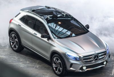 New Mercedes GLA: Price, Release Date and the Details!