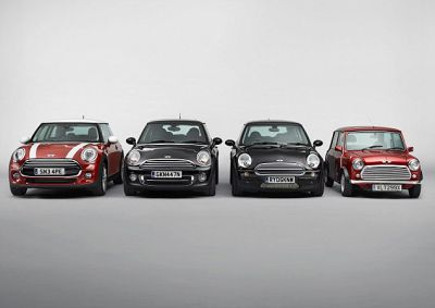 The Mini Hatch: Not So Mini Anymore?