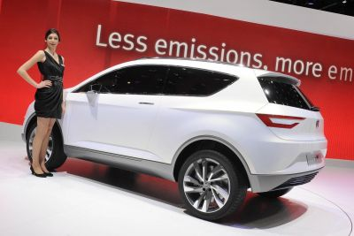 Seat confirm new SUV inspired by IBX concept car
