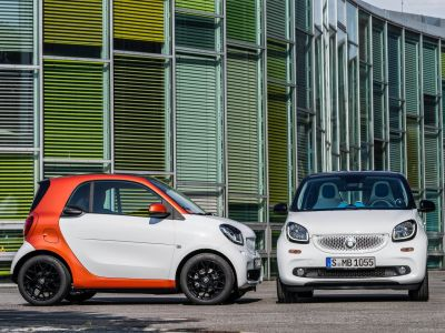 Smart car deals from only £82.35 per month