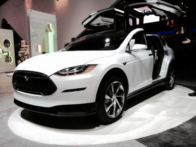 Tesla's innovative Model X