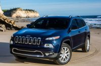 The first pictures of the 2013 Jeep Cherokee Leaked