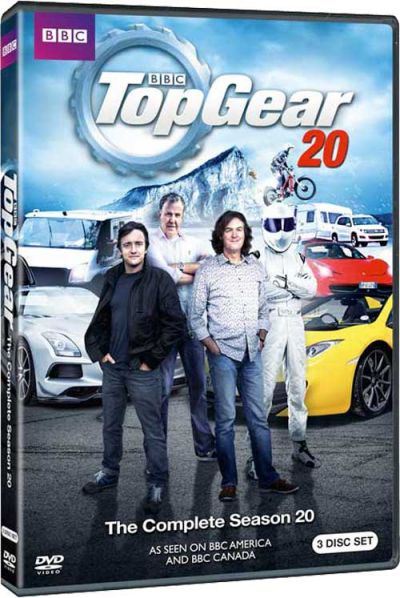 Top Gear Season 20