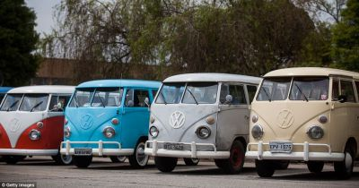 End of an Era: Volkswagen Kombi Reaches the End after 63 Years
