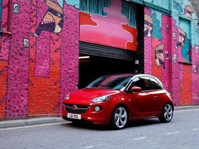 138bhp version of Vauxhall Adam ready for 2013 release