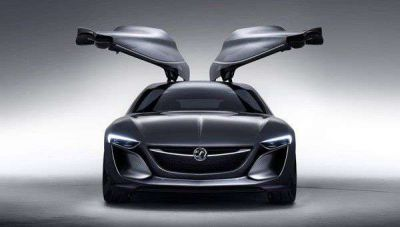 Vauxhall announces its new Monza concept car
