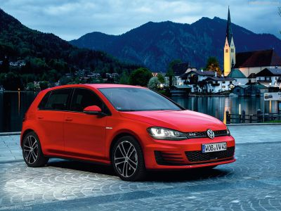Special Offer - Lease A VW Golf GTD From £176pm