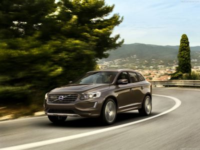 Volvo XC60 latest contract hire car leasing offer