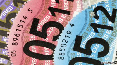 Avoid £1000 Fine By Knowing The Car Tax Disk Rule Changes